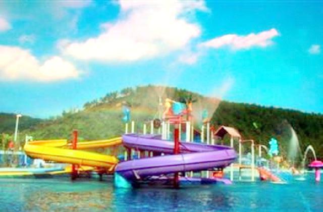 The Yijing Gardens Water World