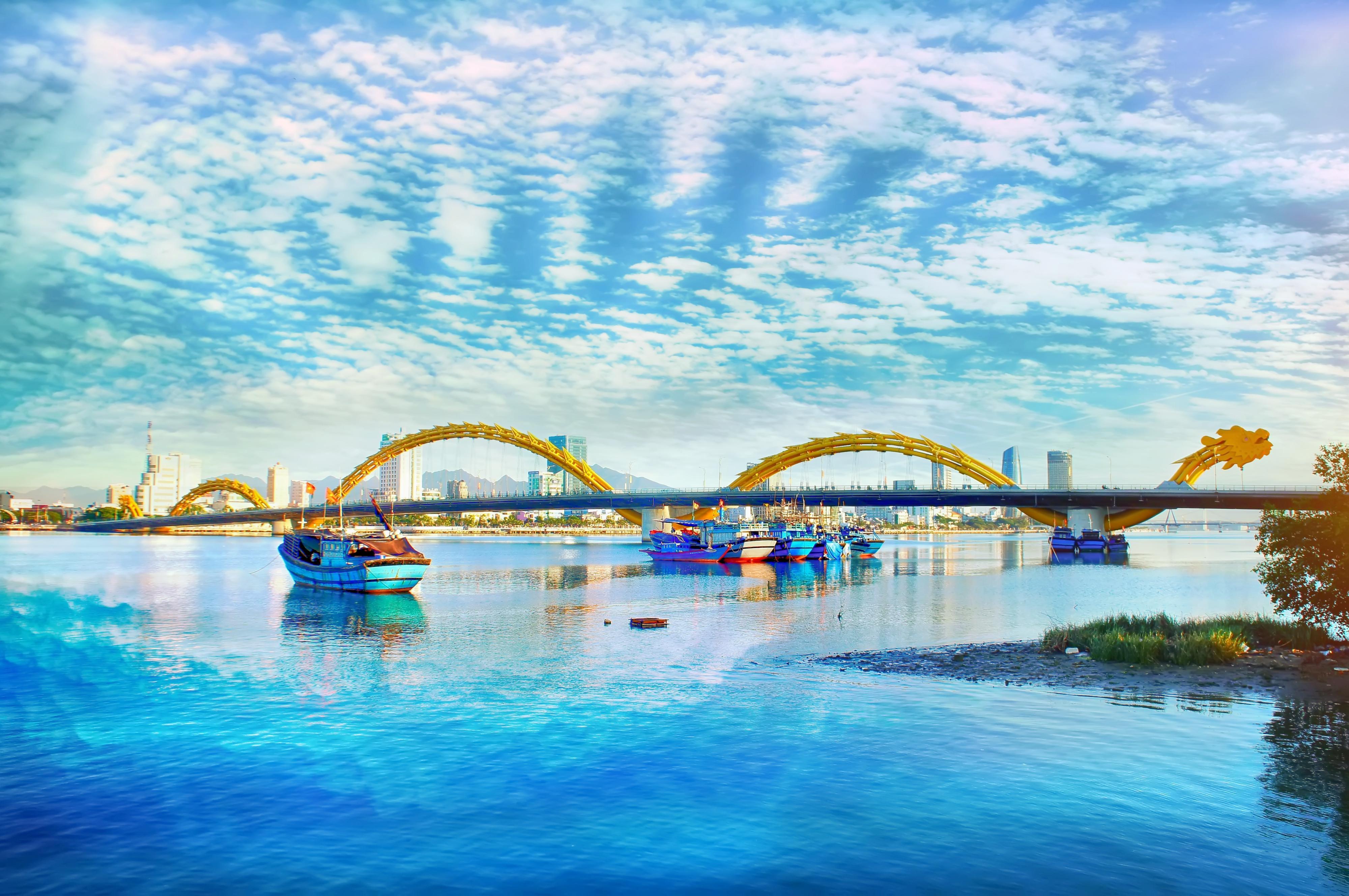Danang Han River Cruise