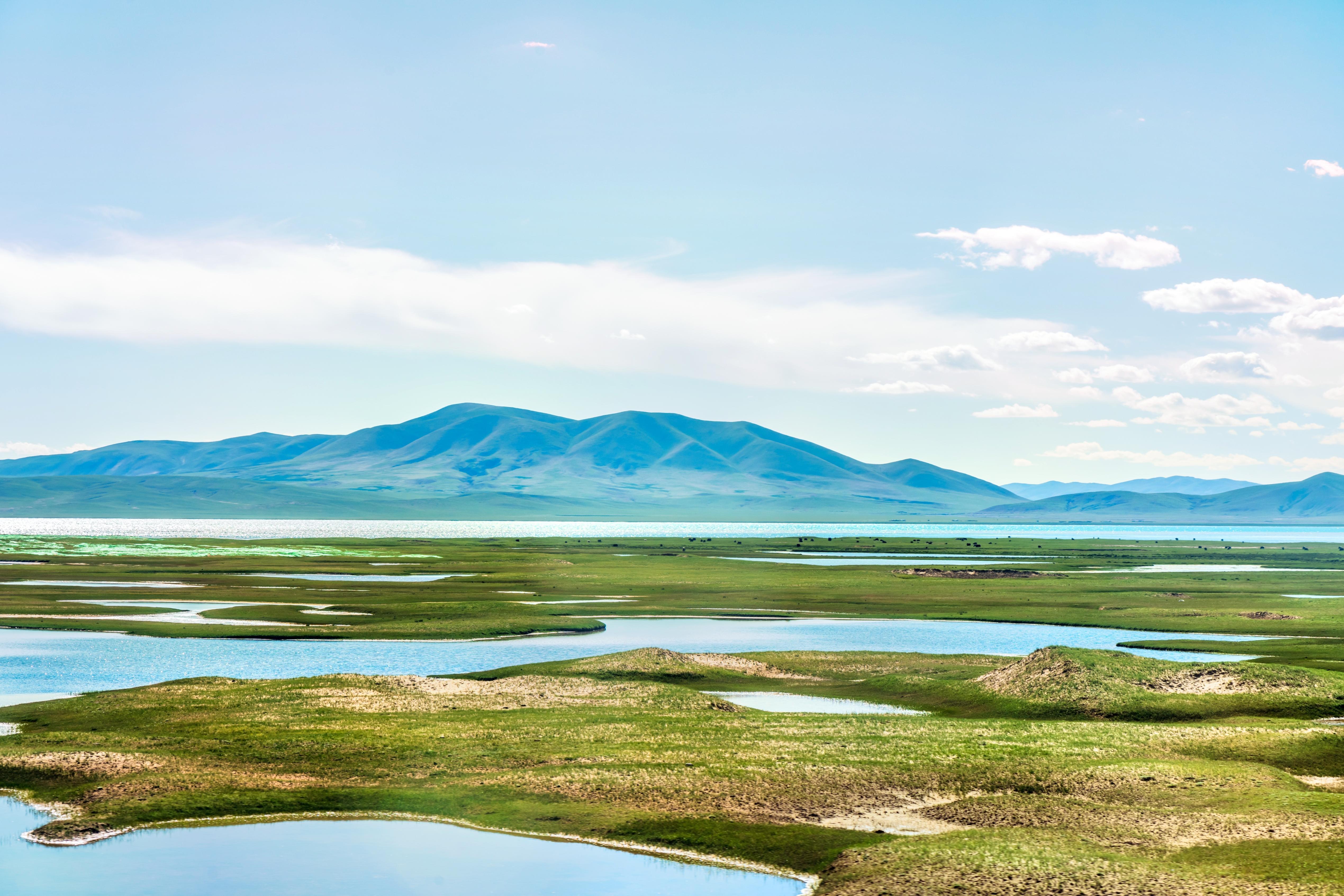 Sanjiangyuan Natural Reserve