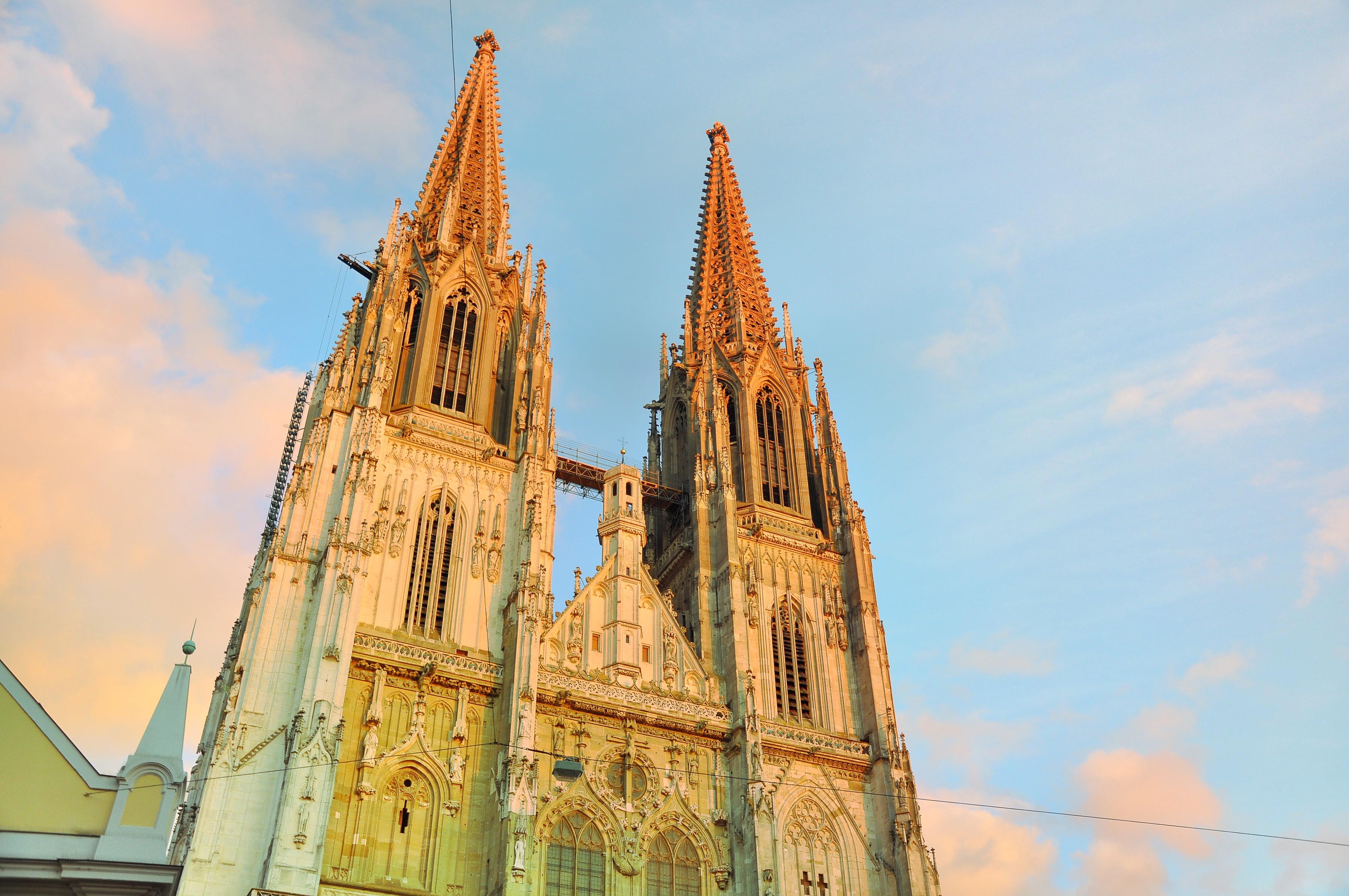 Regensburg Sage Peter Cathedral
