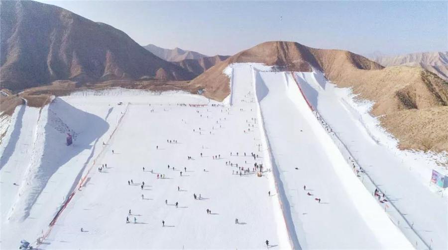 Huangguchuan Ski Field