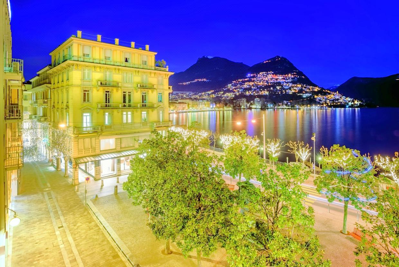 Old Town Lugano