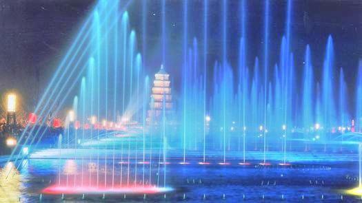 約翰尼斯堡音樂噴泉公園