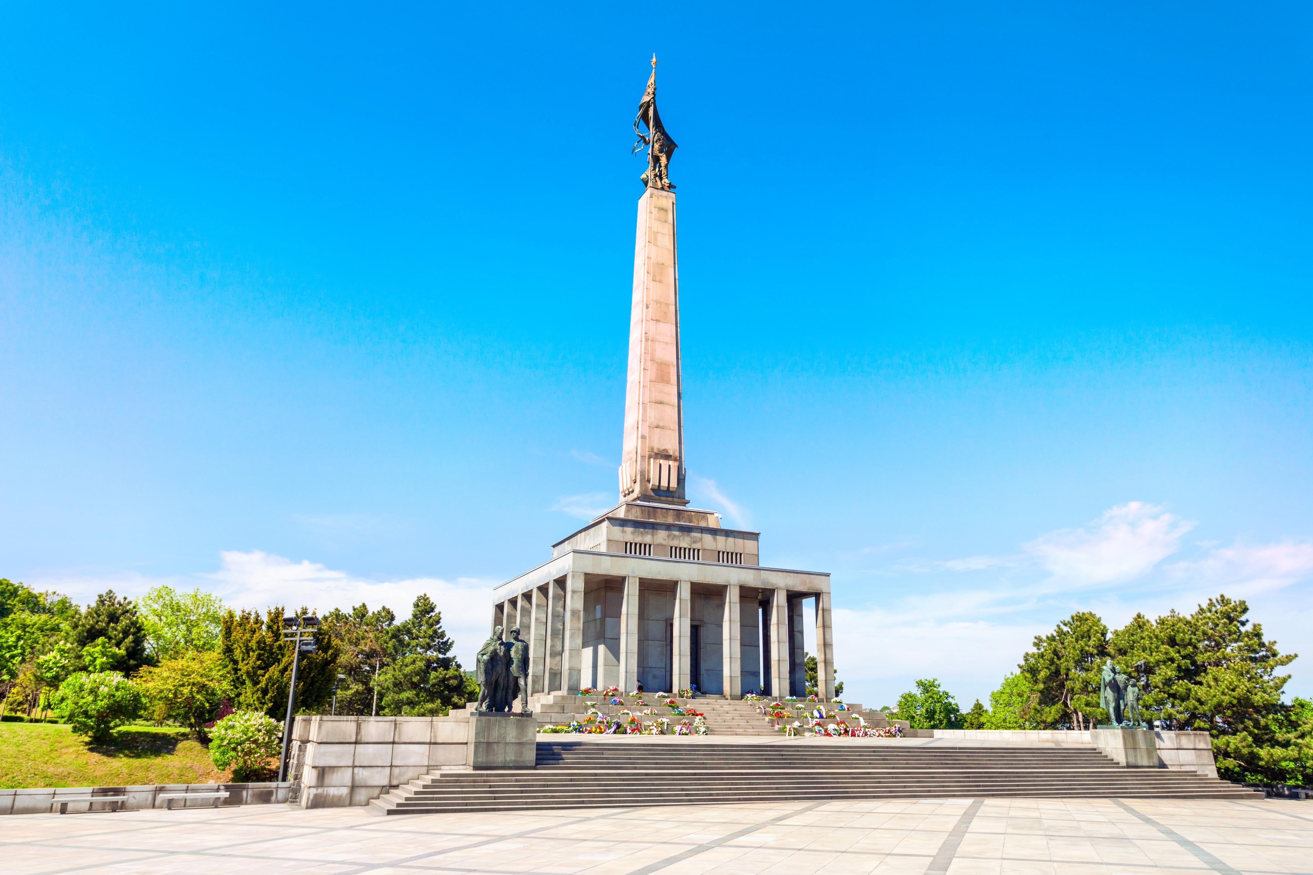 斯拉夫戰爭紀念碑