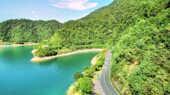 千島湖綠道騎行