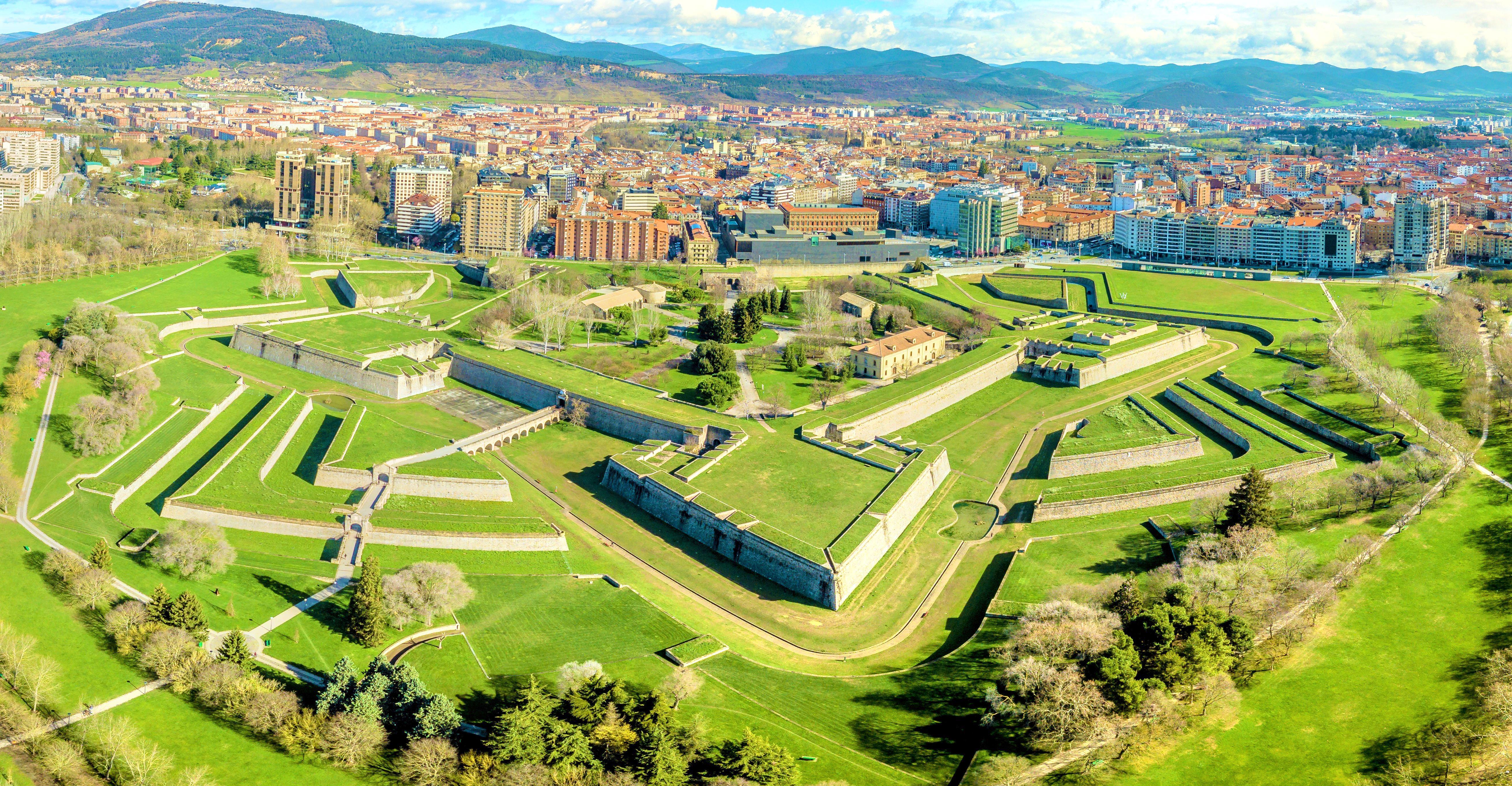 潘普洛納要塞