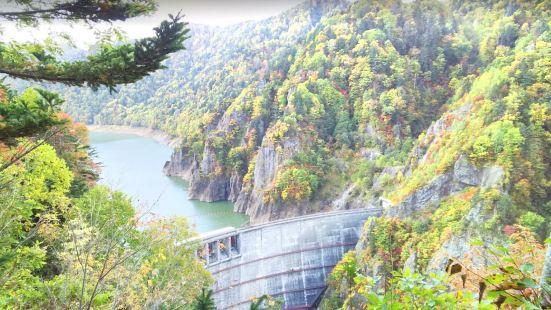 豐平峽大壩