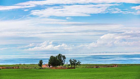 青海湖洱海