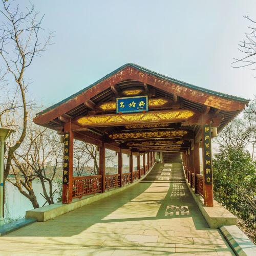 우시 창광시 국가습지공원
