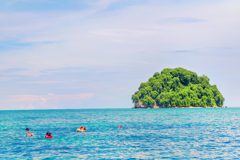 美人魚島潛水
