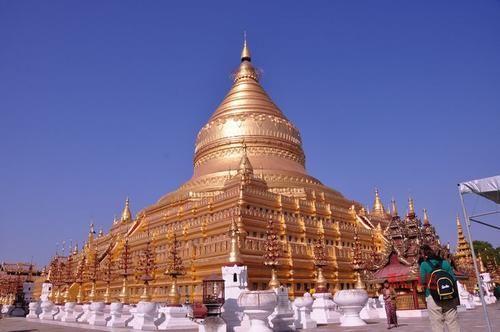 Shwezigon Pagoda