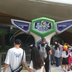Buzz Lightyear Planet Rescue User Photo