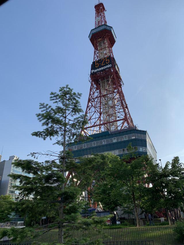 삿포로 텔레비전 타워