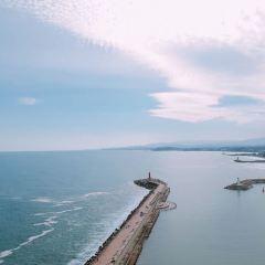 속초등대전망대 여행 사진