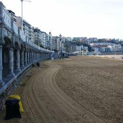 Playa de la Concha海灘用戶圖片