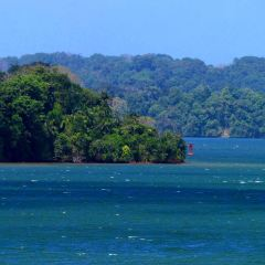 Gatun Dam (Represa de Gatun) User Photo