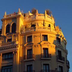 스페인 빌딩 여행 사진