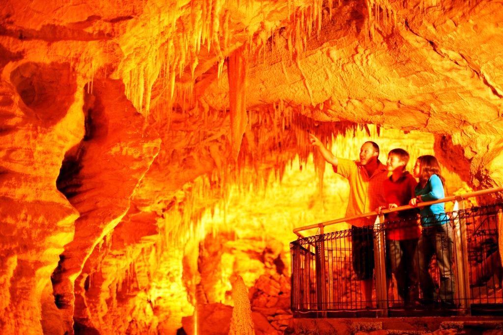 Aranui Cave Ticket