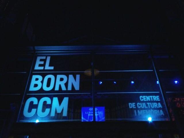 Mercat del Born