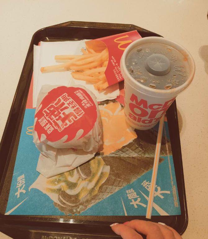 麥當勞(小欖車站餐廳)