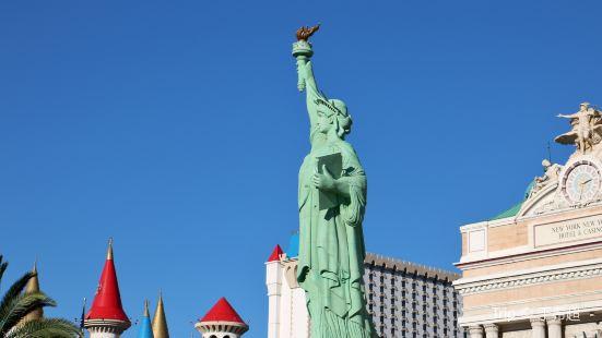 拉斯維加斯自由女神