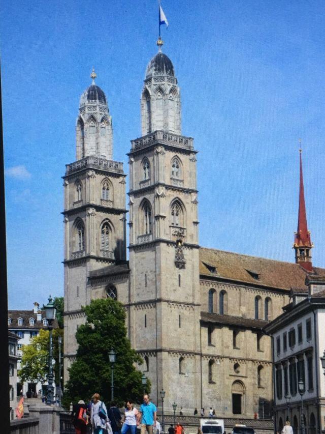 그로스뮌스터 대성당