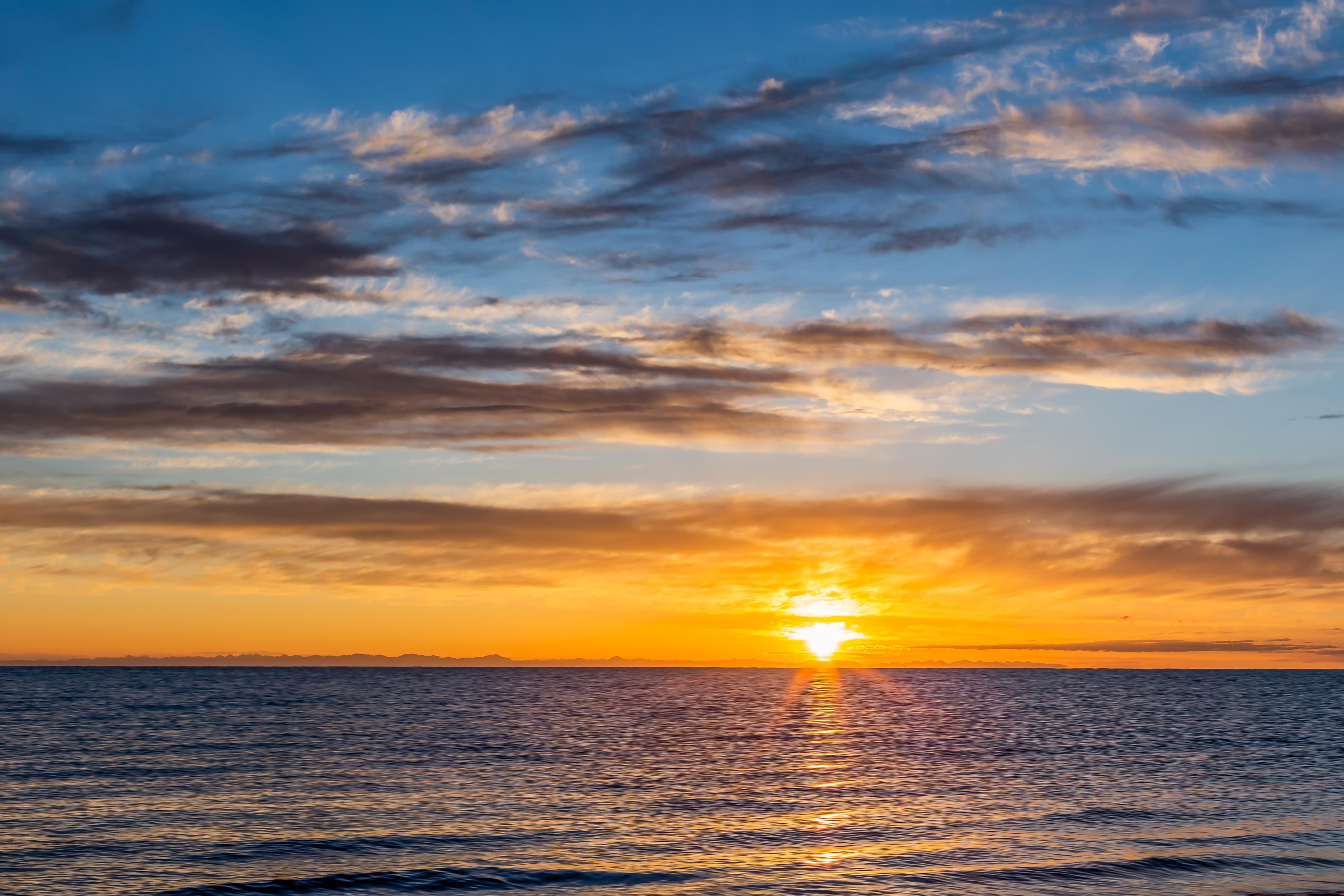 黑馬河看日出