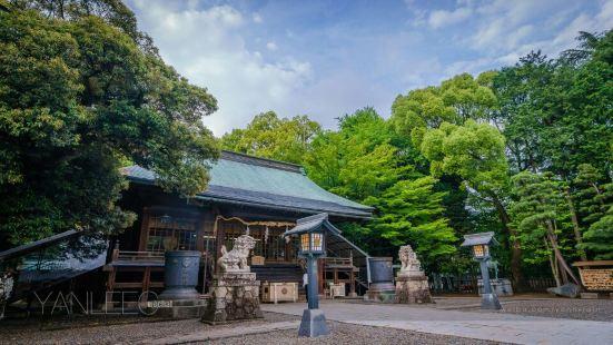 宇土宮城彌生神社