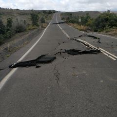 Chain of Craters Road User Photo