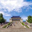 南京總統府+中山陵景區+美齡宮+南京博物院一日遊