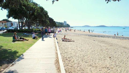 Kohimarama beach