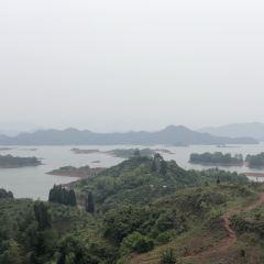 千島湖綠道騎行用戶圖片