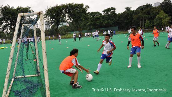 Kuningan Village Futsal and Food Park