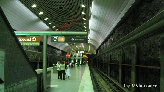 Airport MARTA Station