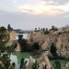 劉備洞峽谷風景區用戶圖片