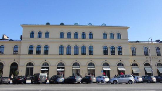 Bazargebaude建築