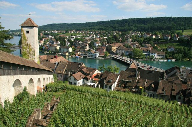 One day tour around Zurich. Here are the recommended spots!