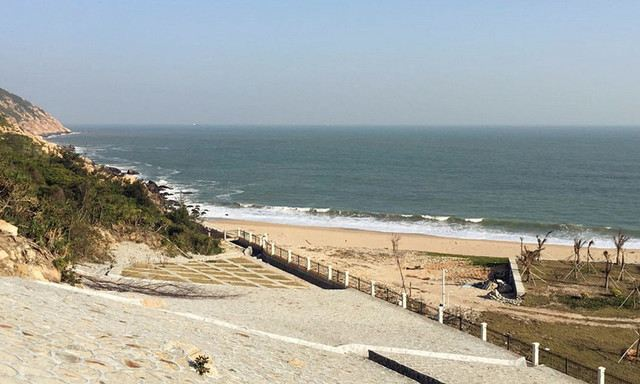 Eight Beaches That Are Worthy of Going to In Zhuhai