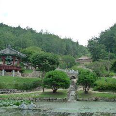 안동민속촌과 안동호 여행 사진