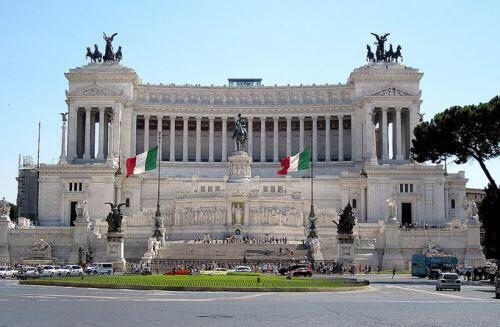 義大利統一廣場