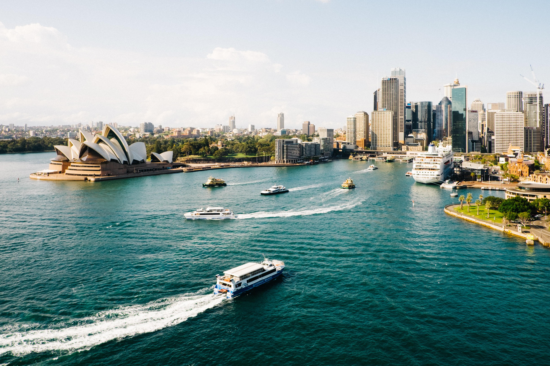悉尼自由行攻略、市內+郊外景點推薦