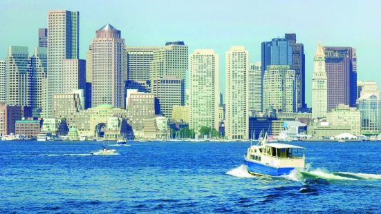 波士頓海灣