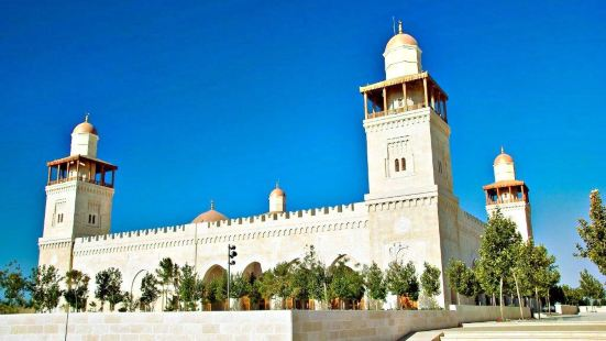侯賽因國王清真寺