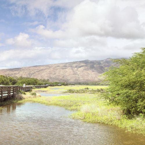 케알리아 폰드 국립 야생생물 보호구역