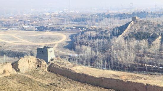 榆林明長城