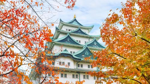 Main Castle Tower of Nagoya Castle