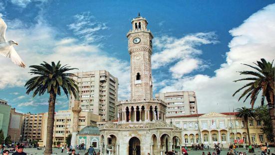 伊茲密爾古鐘樓