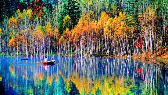 冰湖溝風景區