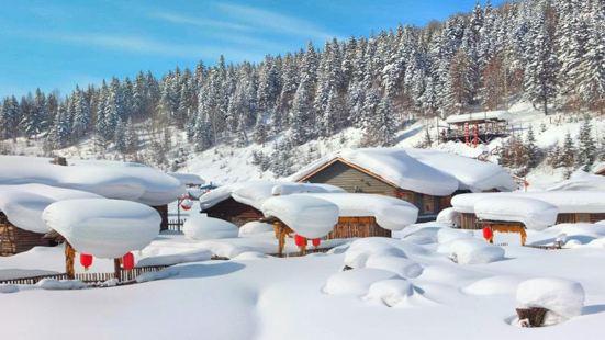雪鄉大雪谷