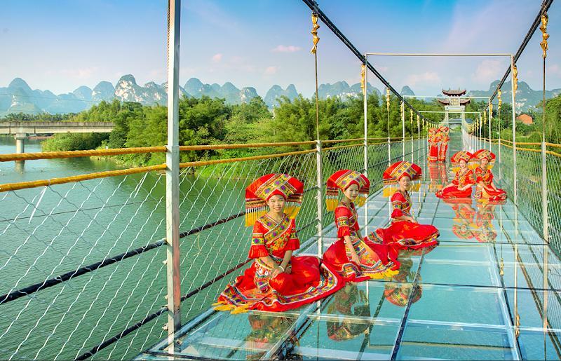 Liu Sanjie Hometown Scenic Spot